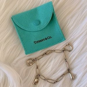 Tiffany & Co. Elsa Peretti Charm Bracelet 925